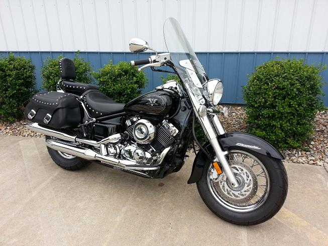 For sale 2010 yamaha xvs650 v star classic in southern for Yamaha sun classic parts