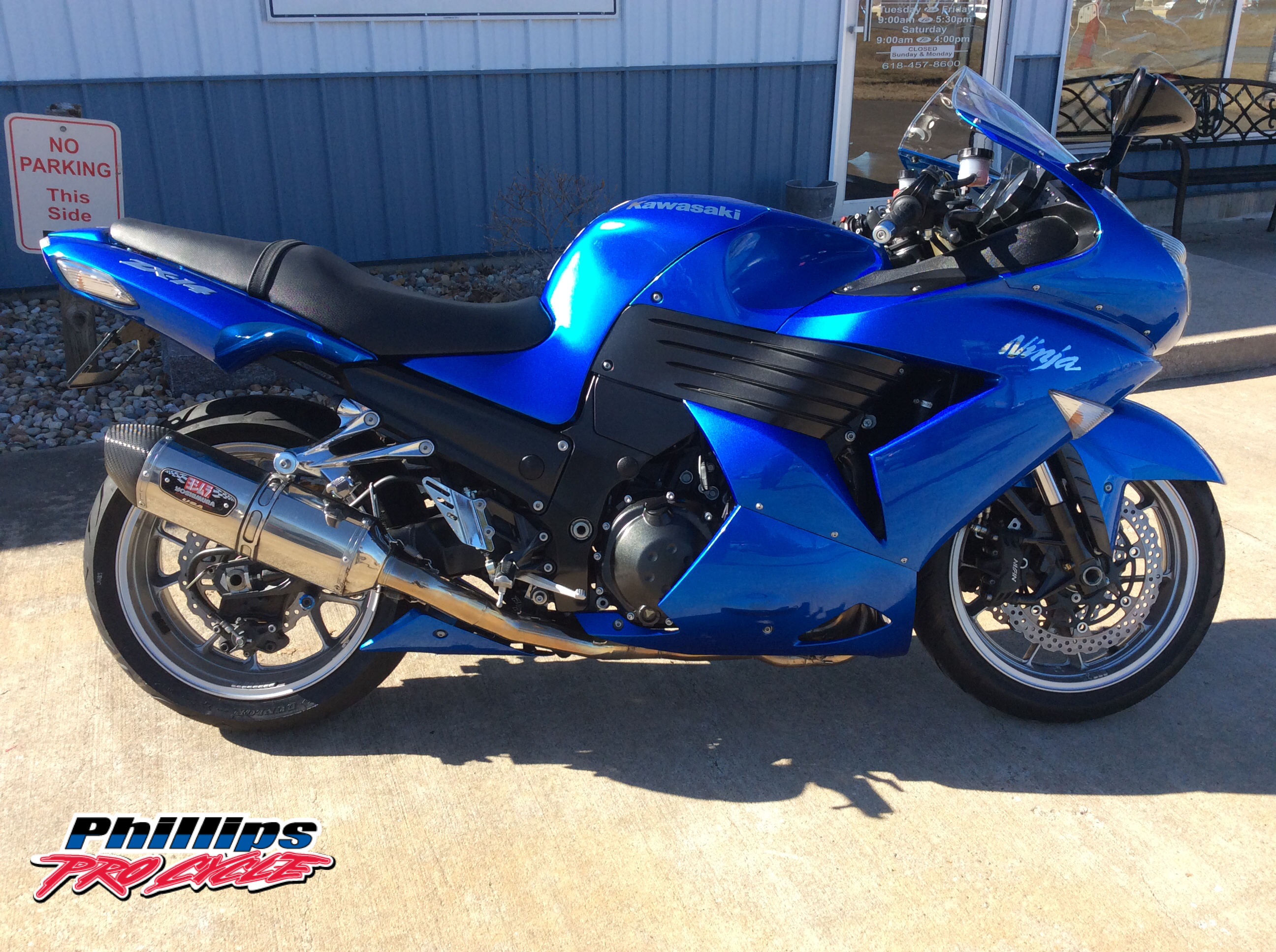 For Sale 2007 Kawasaki Zx14 In Southern Illinois Fuel Filter