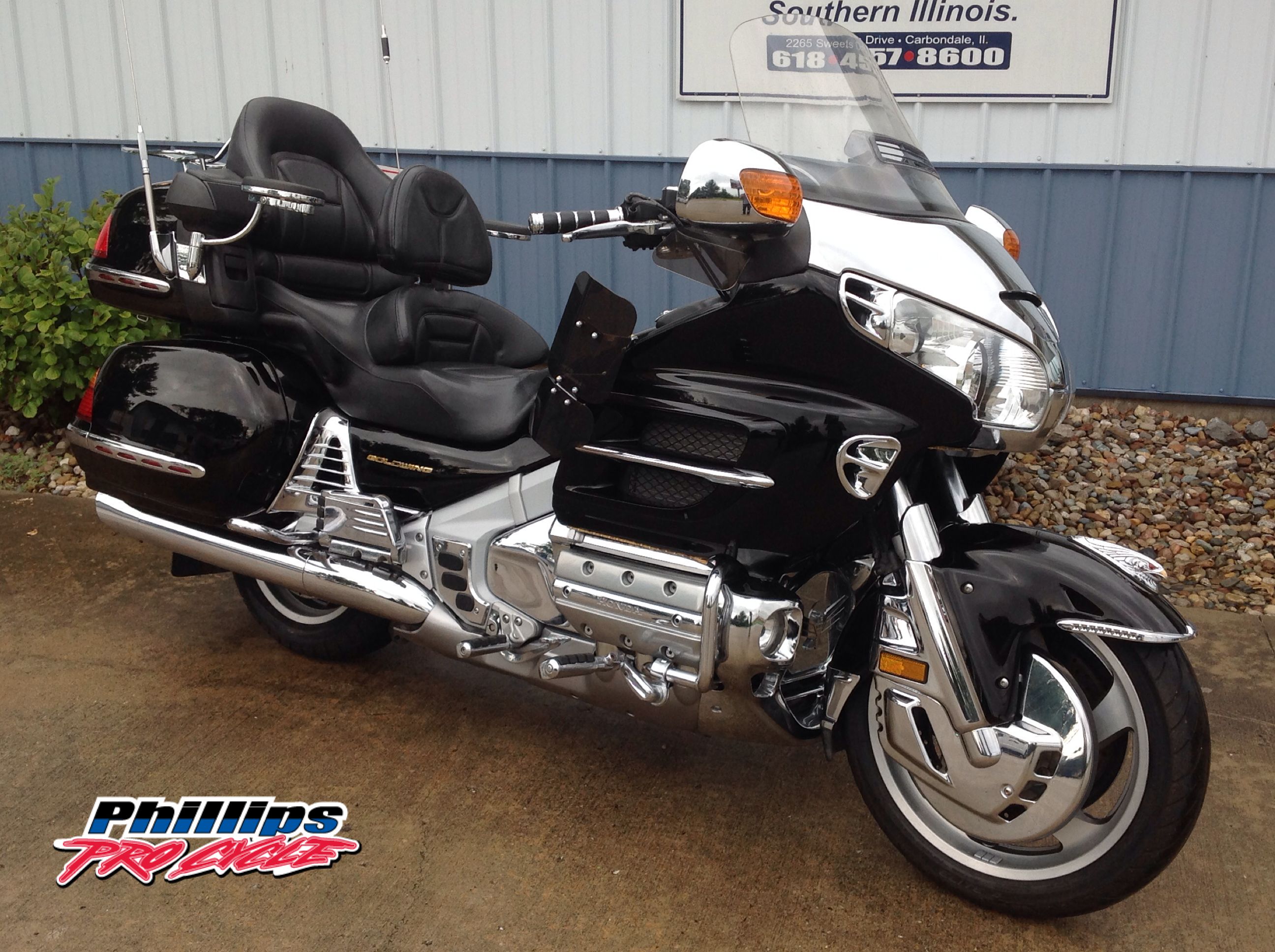 For Sale 2004 Honda Goldwing Gl1800 In Southern Illinois 2003 Img 0166